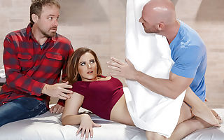 Natasha Nice & Johnny Sins in Individual Treatment - BrazzersNetwork