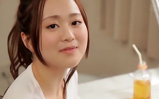 Horny Japanese girl in Finest Teens, HD JAV scene