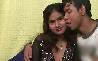 Gorgeus Indian Teen Fuckes In Her Beaver By Hot Indian
